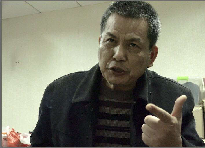 """A couple thousand yuan is not a big deal against the experience a worker can gain through participation in collective action. Money is nothing compared to a worker's dignity. We may not win every battle, but if we don't fight, we will definitely lose."" Liu Shaoming, extract from the documentary ""We The Workers"""